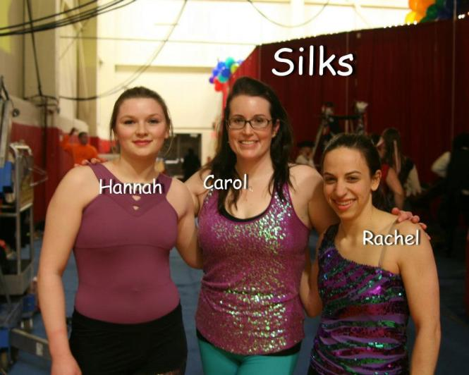 My silks girls