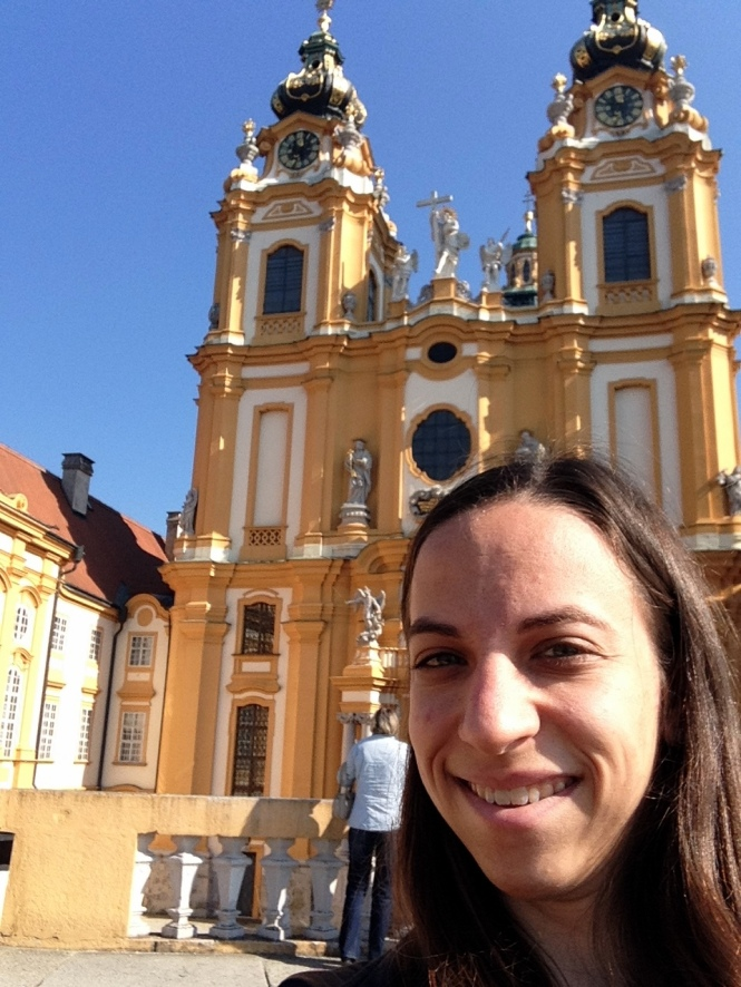 Day out at Melk Abbey