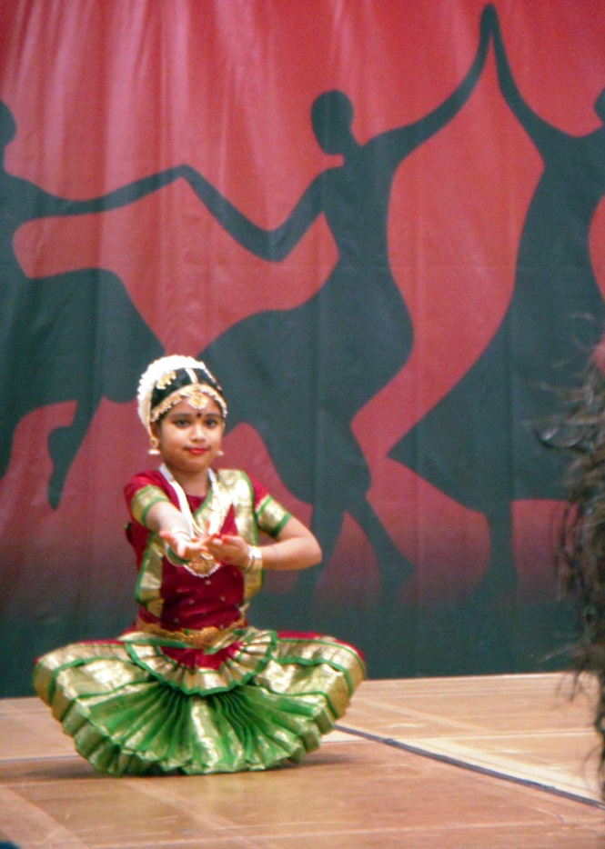 A lovely Classical Indian dance number.
