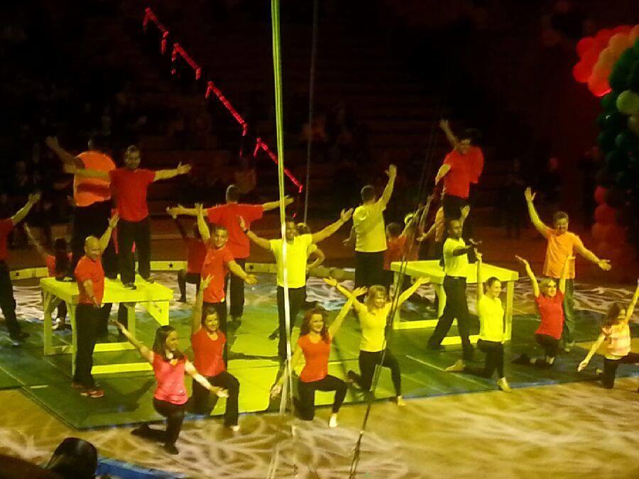 Triton Troupers Circus 2014 (2/6)