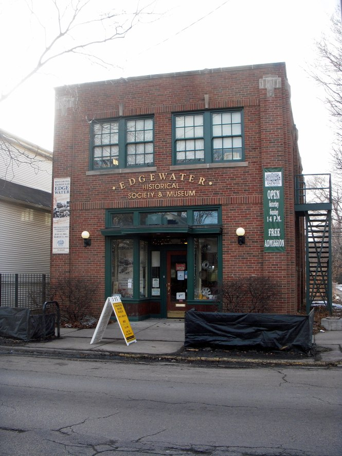 Edgewater Historical Society